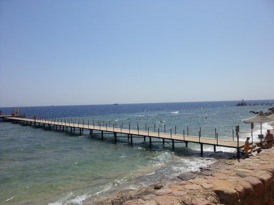 Xperience Kiroseiz Parkland : Kiroseiz coral beach. Fantastic snorkeling