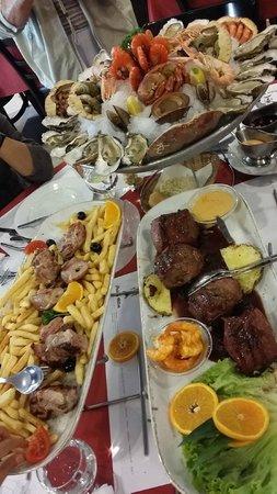 Pedra Alta : Food food food!