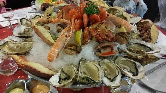 Pedra Alta : Seafood!