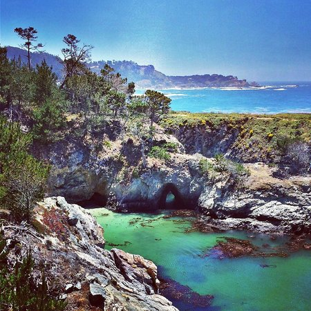 Point Lobos State Reserve : China Cove