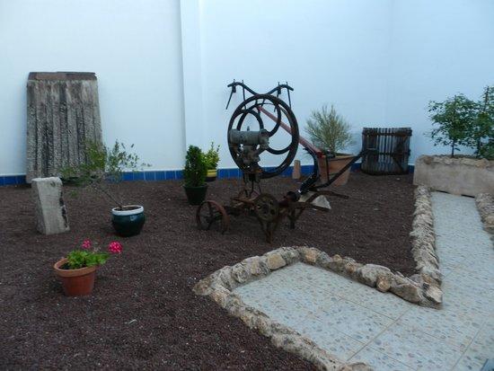 Retiro del Maestre: Jardín etnografico