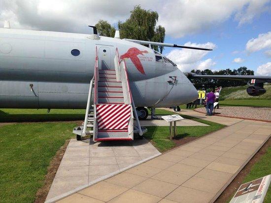 Royal Air Force Museum : Nimrod