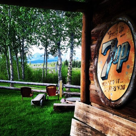 North Fork Hostel and Square Peg Ranch: Go explore the area