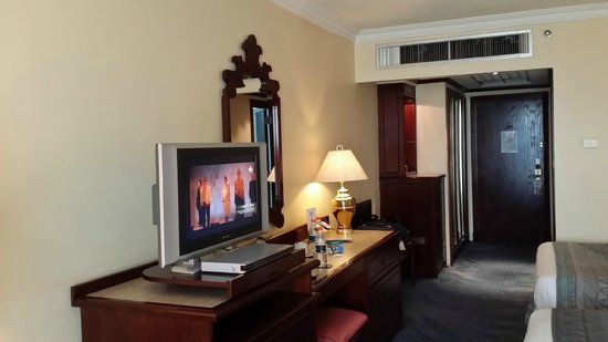 Landmark Amman Hotel & Conference Center : Room Entertainment