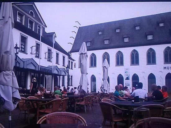 Pattchens am Markt : Out side of restaurant