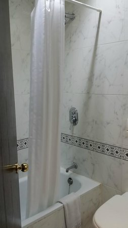 Landmark Amman Hotel & Conference Center : Shower