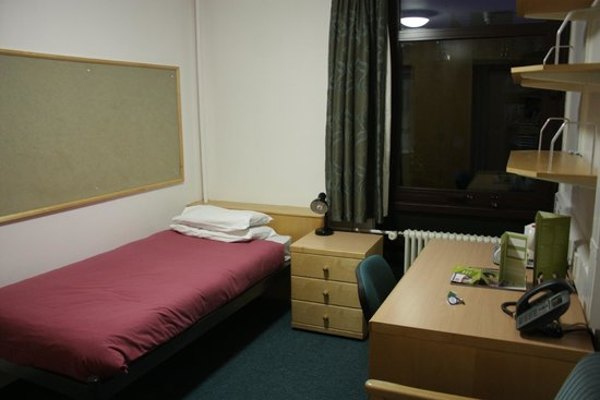 Pollock Halls - Edinburgh First: номер