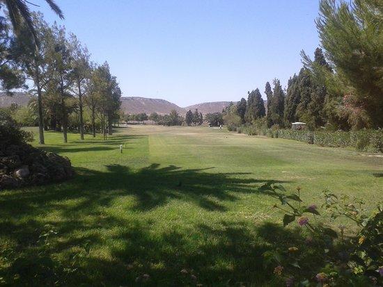 El Plantio Golf Resort: First hole