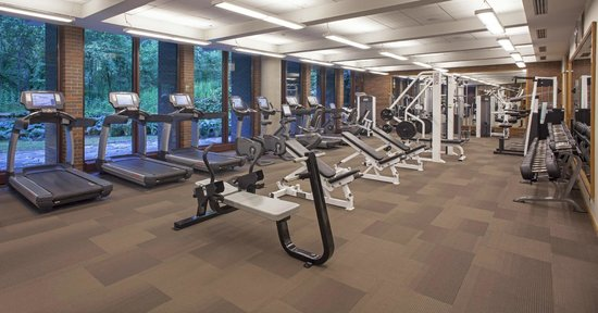 The Hyatt Lodge at McDonald's Campus : Workout at Midtown Fitness Center