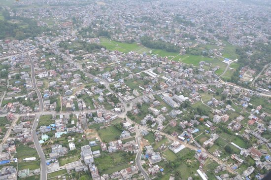 Avia Club Nepal : Pokhara Cityscape