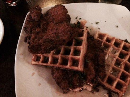 Graze: Chicken and Waffles