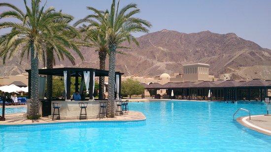 Miramar Al Aqah Beach Resort: Pool