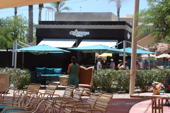 Marriott's Canyon Villas : Bar and Grill