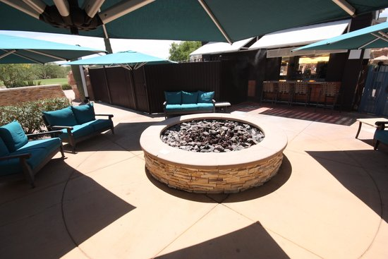 Marriott's Canyon Villas : One of many Firepits