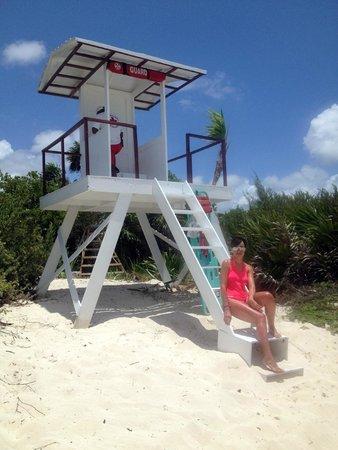 Paradisus Playa del Carmen La Perla: Playa
