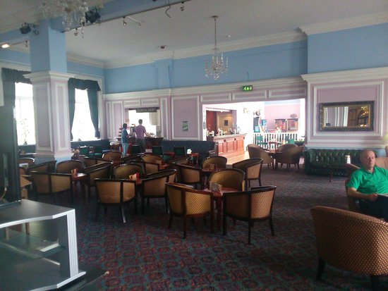 The Grand Hotel - Llandudno: louge