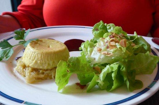 Le Capitole : Soufflé Foie Gras de Canard