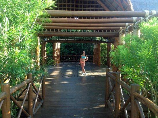 Paradisus Playa del Carmen La Perla: Instalaciones