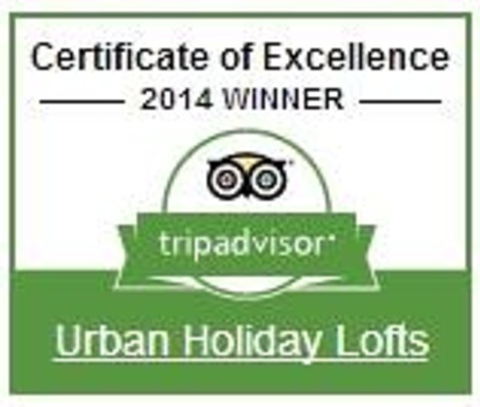 Urban Holiday Lofts: Winner!