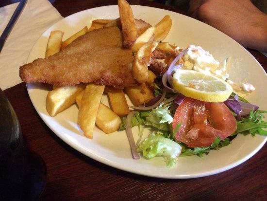 O'Sheas: Fish and chips