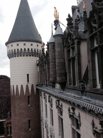 Hotel Dukes' Palace Bruges: Dukes Palace Bruges