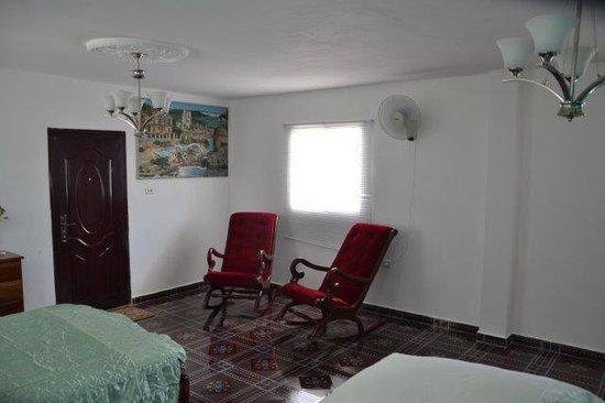 La Villa Sonada: Habitación