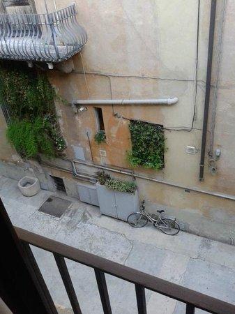 Castelvecchio  Aparthotel: view