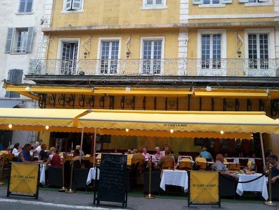 Le Café La Nuit: Cafe Nuit
