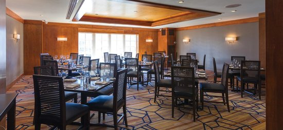 Chopps American Bar and Grill: Private Dining