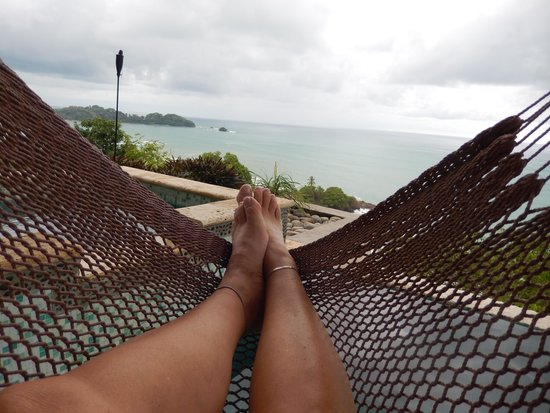 Punta Gabriela: view from Villa 1