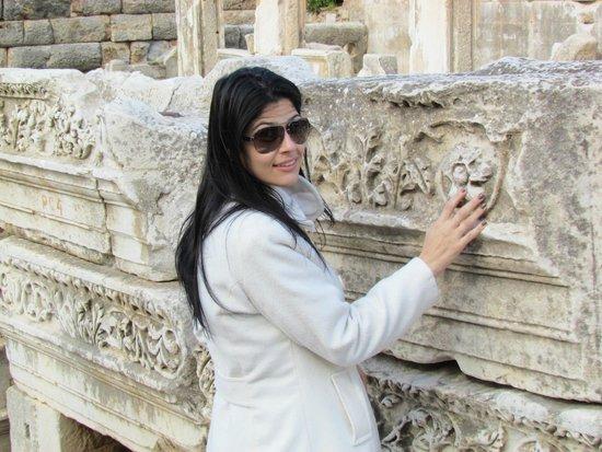 Vieille ville d'Éphèse : detalhes