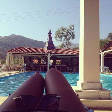 Hotel Eden Rock : relaxing time