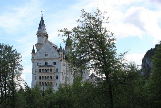 European Castles Tours: Neuschwanstein Castle