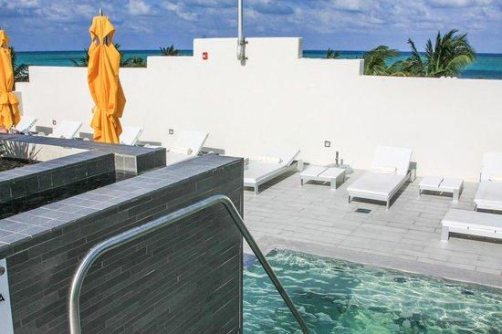 Leslie Hotel: nice view