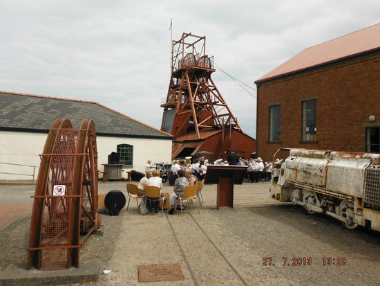 Big Pit:  National Coal Museum: great day
