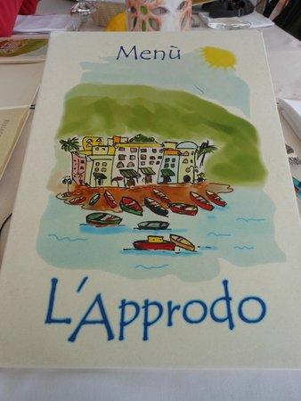 L'Approdo Restaurant : L'Approdo