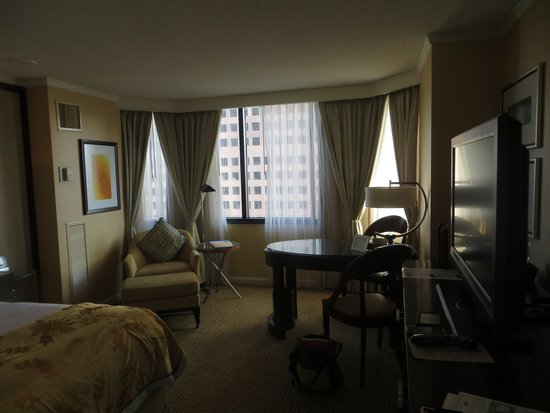 The Ritz-Carlton, Atlanta: room