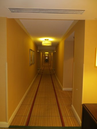 The Ritz-Carlton, Atlanta: hallway