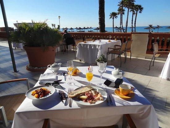 Le Meridien Ra Beach Hotel & Spa: petit déjeuner 2