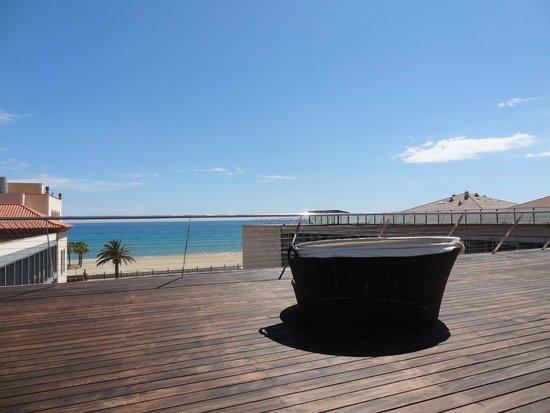 Le Meridien Ra Beach Hotel & Spa : Pause après la piscine