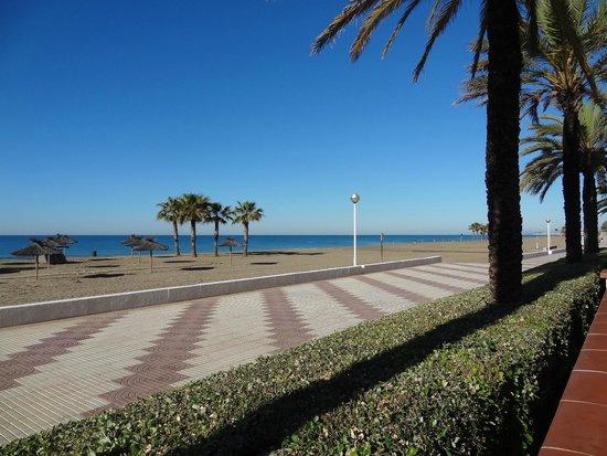 Le Meridien Ra Beach Hotel & Spa : la plage le matin