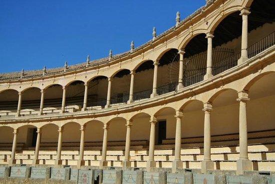 Plaza de toros de Ronda: View of the Bull Ring