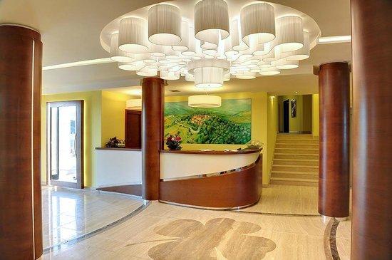 Hotel Il Gentiluomo: Reception