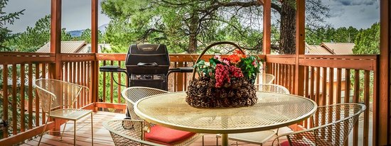Pinon Park Vacation Rentals: Outdoor Seating