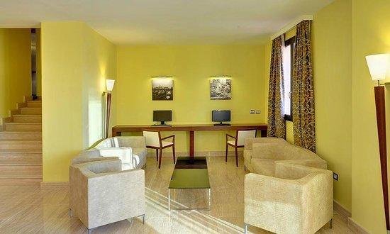 Hotel Il Gentiluomo: Internet Point