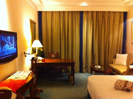 Sheraton New Delhi: Bedroom