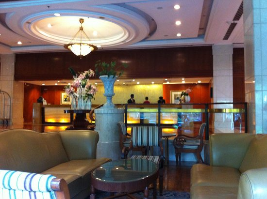 Sheraton New Delhi : Reception