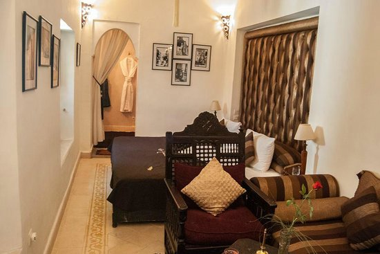 Riad Anabel: Room Canelle