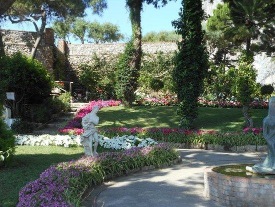 Giardini di Augusto: Lovely!