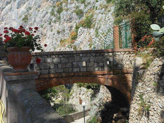 Giardini di Augusto: Photo opps everywhere